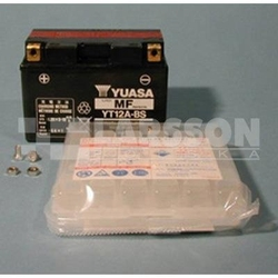 Akumulator bezobsługowy yuasa yt12a-bs 1110264 suzuki gsf 1250, gsx-r 750