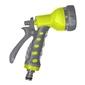 Pistolet zraszacz ogrodowy – 7 trybów – zielony – jardibric