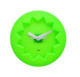 Zegar ścienny Crystal Palace zielony