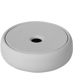 Pojemnik łazienkowy z silikonowym wieczkiem blomus sono micro chip b69067