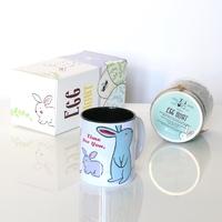 Happy easter zestaw – pojemnik z herbatą oraz kubek