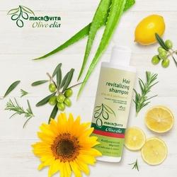 Macrovita olive-elia szampon regenerujący z bio-składnikami 100ml