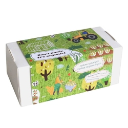 Dont panic its organic - bio zestaw herbat organicznych na prezent dla miłośnika zdrowego stylu życia - 20 saszetek x 5g