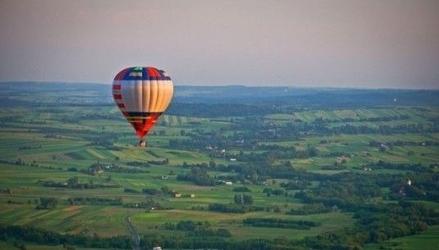 Wyprawa balonem dla grupy przyjaciół - katowice - dla 4 osób