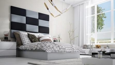 Panele ścienne tapicerowane 20x30 wezgłowie