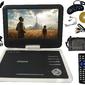 Dvd vordon ns-960 10,2 cala pilot pad gry + zasilacz pspmp3