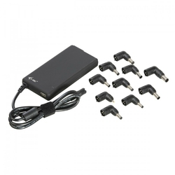 DICOTA i-tec Universal Slim Laptop Adapter 90W 1x USB typ A