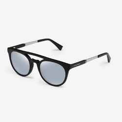 Okulary hawkers x messi matte black chrome - messi