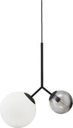 Lampa twice czarna