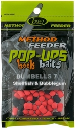 Przynęta lorpio hook baits pop-up 7 shellfish  bubblegum