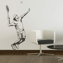 tenis 1171 naklejka