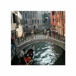 Wenecja - gondola - reprodukcja