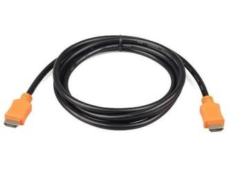 Gembird Kabel HDMI-HDMI V1.4 High Speed Ethernet CCS 4.5M pomarańczowe   końcówki