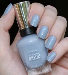 Sally hansen lakier complete salon in full blue-m