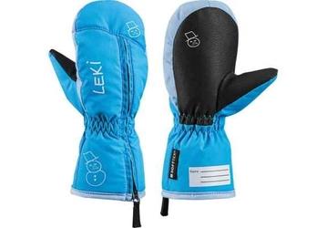 Rękawiczki dla dzieci leki little snow mitt niebieskie