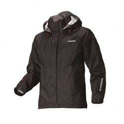 Kurtka shimano basic jacket czarna xxl z membraną