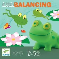 Balansujące żabki gra zręcznościowa