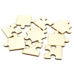Puzzle 95x95 mm - 9 szt.