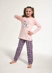 Cornette young girl 781113 scottie 134-164 piżama dziewczęca
