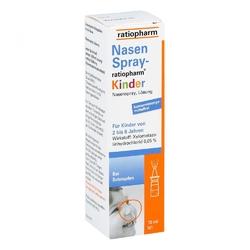 Ratiopharm spray do nosa dla dzieci