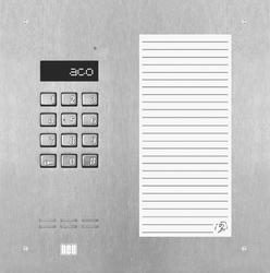 Aco inspiro 17acc+ centrala master, do 1020 lokali, lcd, lista lokatorów , zs , rfid - szybka dostawa lub możliwość odbioru w 39 miastach