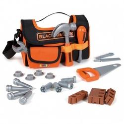 Smoby torba z narzędziami black+decker 21 akcesoriów
