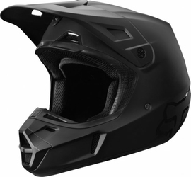 KASK OFF-ROAD FOX V-3 CARBON MATT BLACK