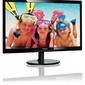 Philips Monitor 24 246V5LSB LED DVI Czarny
