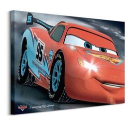 Cars mcqueen 95 - obraz na płótnie