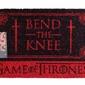 Gra o Tron Bend the knee - wycieraczka