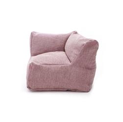 Roolf living :: narożnik club corner medium różowy
