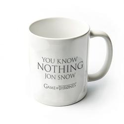 Game of thrones you know nothing jon snow - kubek