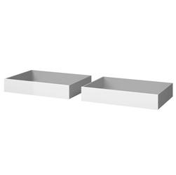 Zestaw szuflad do łóżka naia 190 cm