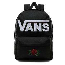 Plecak Vans Old Skool III - VN0A3I6RY28 - Custom Dark Rose