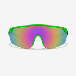 Okulary hawkers green fluor cycling - cycling