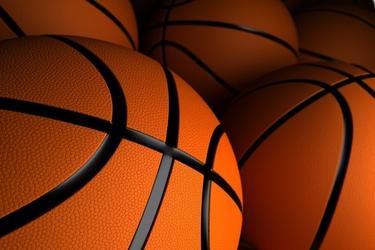 Fototapeta piłki do koszykówki 89a