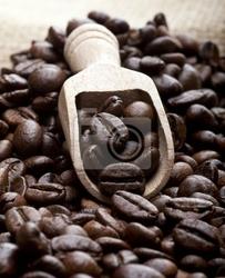 Obraz ziarna kawy