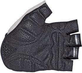 Rękawiczki kolarskie author men elite gel czarno-szare