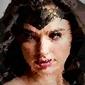 Polyamory - wonder woman, dc comics - plakat wymiar do wyboru: 60x80 cm