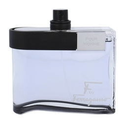 Salvatore ferragamo f pour homme black perfumy męskie - woda toaletowa 100ml flakon