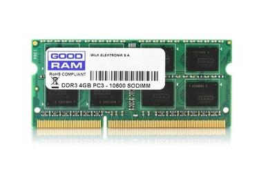 GOODRAM SODIMM DDR3 4GB1066 CL7