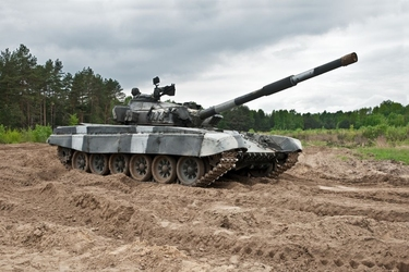 Fototapeta czołg 1154