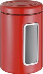 Pojemnik kuchenny z okienkiem 2 l Classic Line czerwony