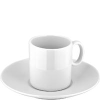 Filiżanka do espresso ze spodkiem 75 ml judge jfy022