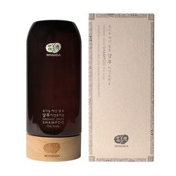 Whamisa odświeżający szampon do przetłuszczającej się skóry głowy organic seeds shampoo oily scalp 510 ml