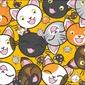Kotki - plakat wymiar do wyboru: 50x40 cm
