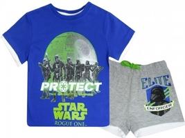 Komplet letni star wars protect niebieski