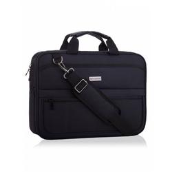 Klasyczna torba na laptop epo-5139 czarny