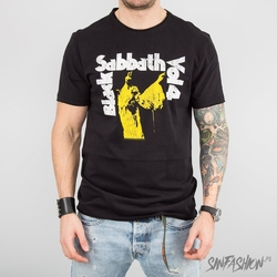 Koszulka amplified black sabbath vol 4