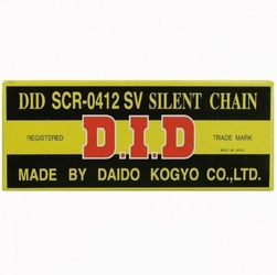 Łańcuch rozrządu didscr0412sv  144 ogniwa didscr0412sv-144